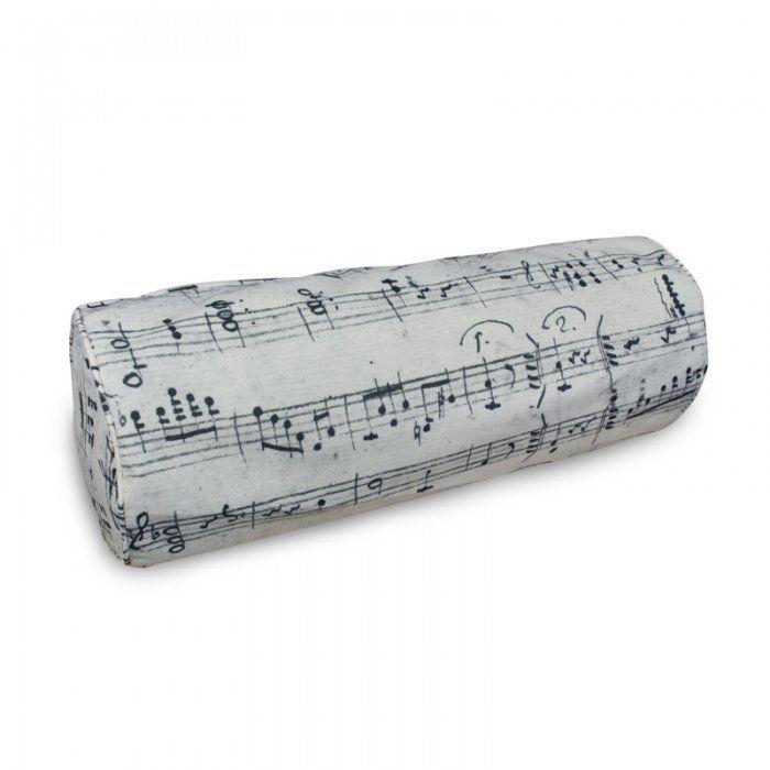 Cuscino a rullo musica