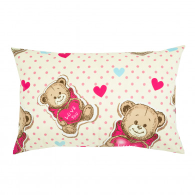 Cuscino decorativo orsetto