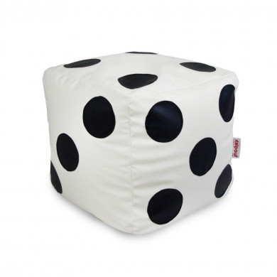 Pouf dado cubo