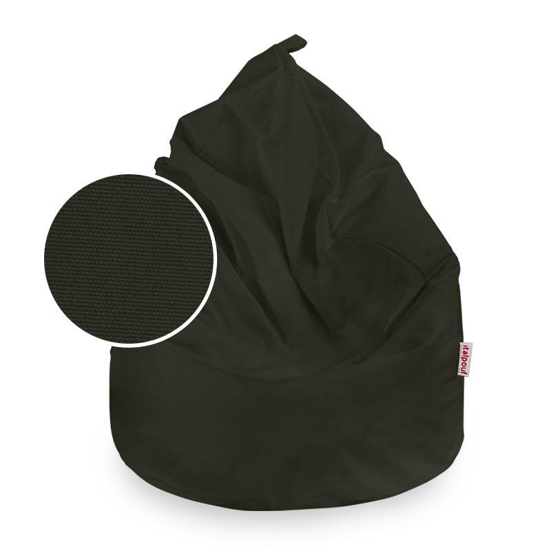 Poltrona sacco da giardino nylon resistente outdoor pouf for Poltrona polistirolo