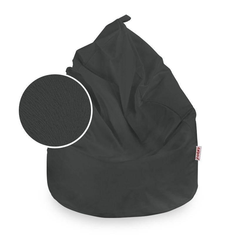 Pouf design pouff sacco pouf comodo pratico funzionale for Pouf da salotto