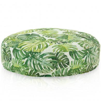Cuscino da pavimento giardino esterno giungla