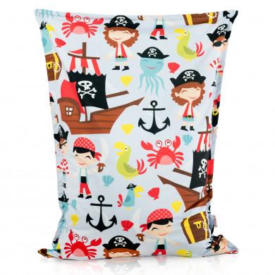 Cuscino gigante per bambini pirata