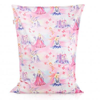 Cuscino gigante per bambini princess