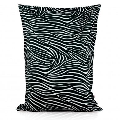 Cuscino gigante zebrato
