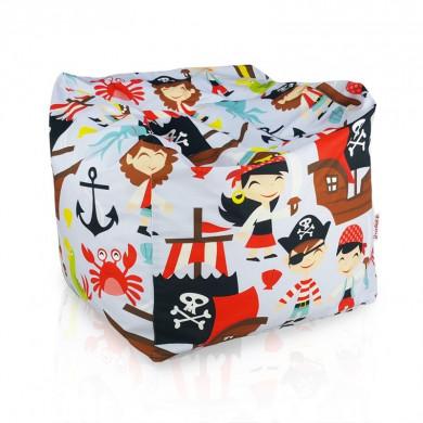 Poltrona Sacco Amalfi Pirati Per Bambini