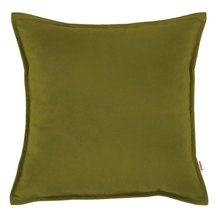 Cuscini Da Salotto.Cuscino Da Salotto Velluto Verde Cuscino Decorativo Moderno Soggiorno