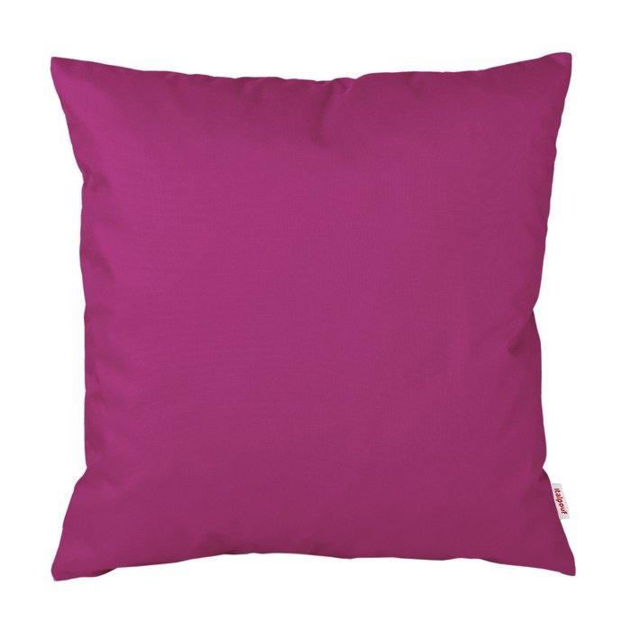 Cuscini Fucsia.Cuscino Da Giardino Terrazza Esterni Cuscino Quadrato Fucsia Rosa