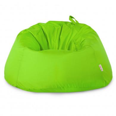 Verde lime Pouf Seduta Sacco Esterno XXXL