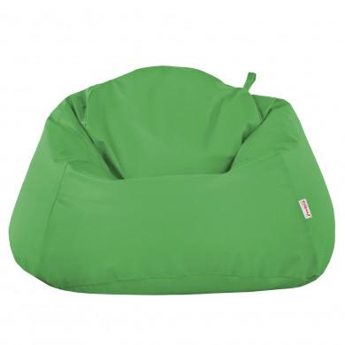 Verde Pouf Sacco Poltrona XXXL Grande