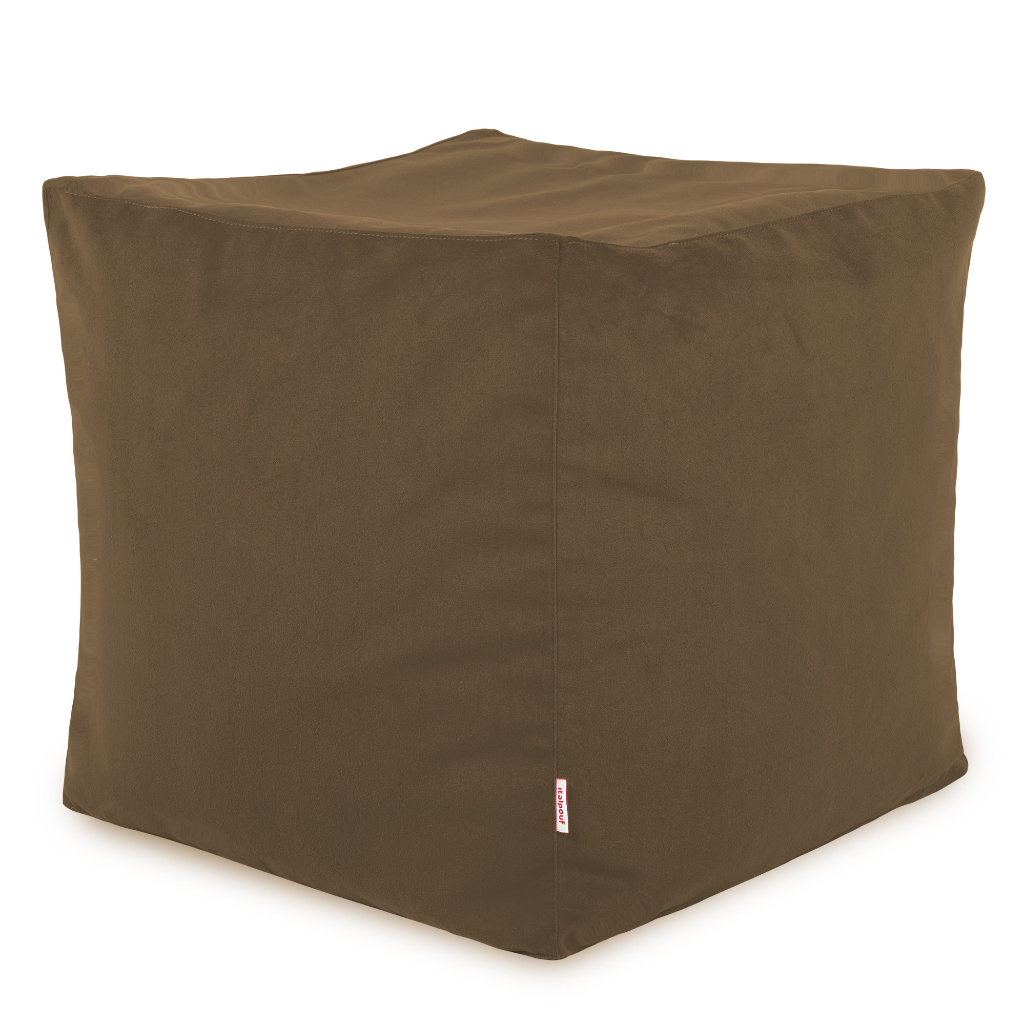 Pouf sacco xxl grande e morbido pouf design da salotto for Cuscini a rullo ikea