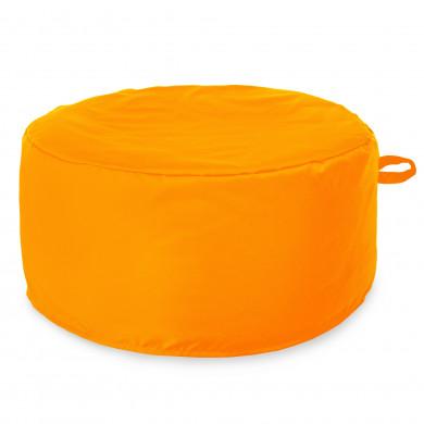 Arancione Pouf Per Esterno Leggero