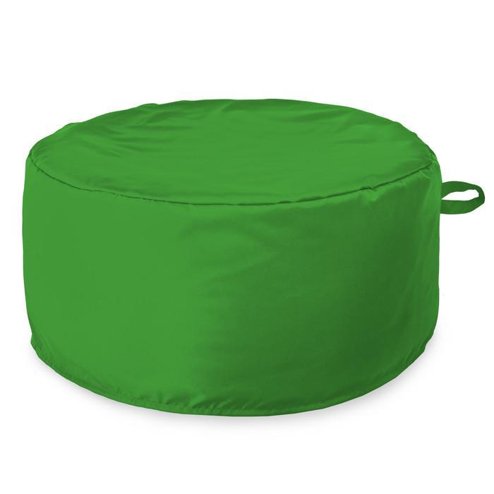 Verde Pouf Per esterno Seduta Morbida