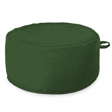 Verde Scuro Pouf Per Esterno Comodo