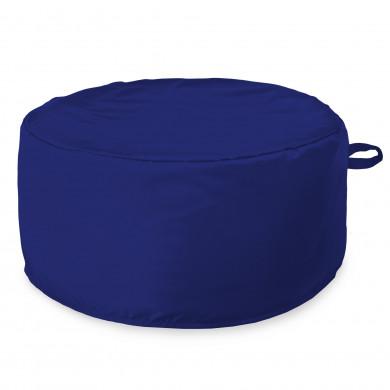 Blu Pouf Per Esterno Terrazza