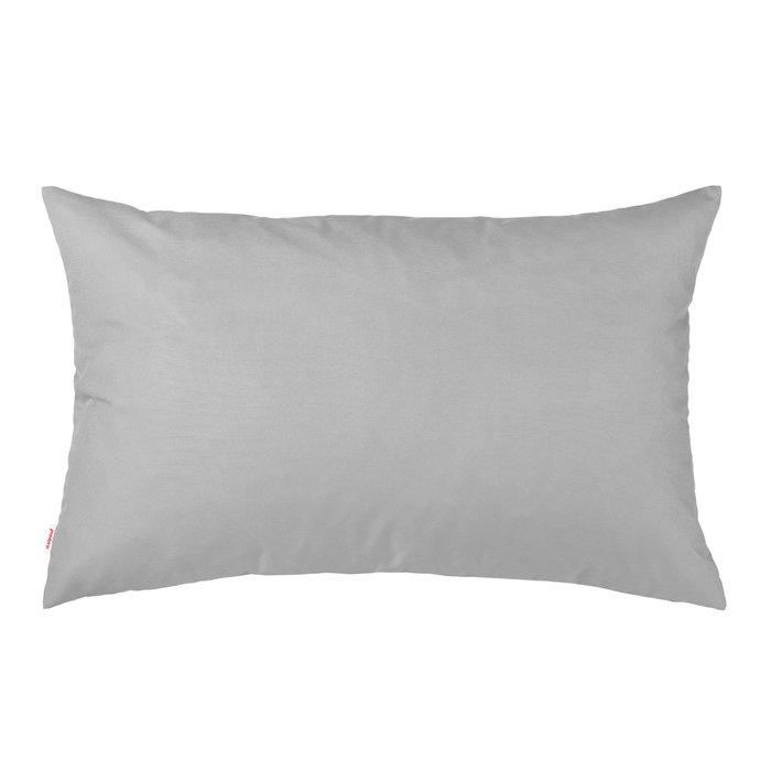 Cuscini Argento.Cuscino Bigio Argento Rettangolare Per Esterni Cuscino Per Sdraio