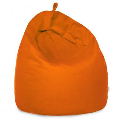 Arancione Pouf Sacco Morbido XXL Camera da Letto