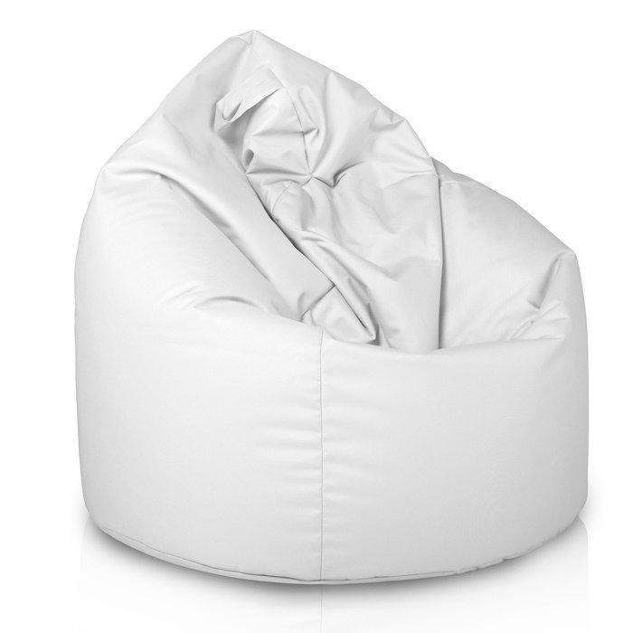 Pouf Sacco Bianco Esterno Nylon