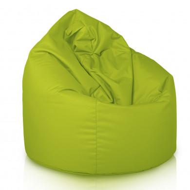 Pouf Sacco Giardino Verde Lime Outdoor