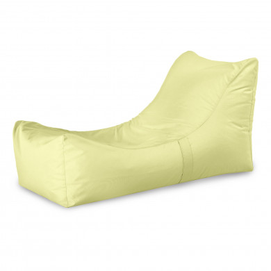Crema Chaise Long Moderno