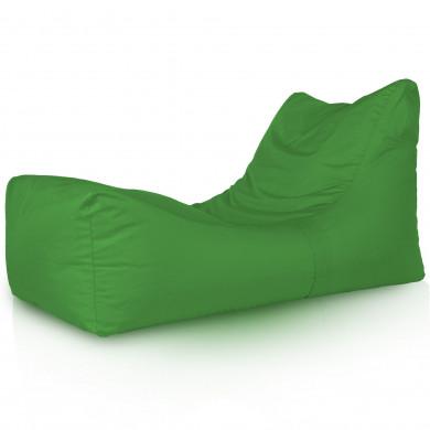 Verde Chaise Long Comodo