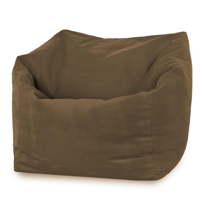 Pouf poltrona sacco XXL turchese da salotto. Pouf morbido tessuto