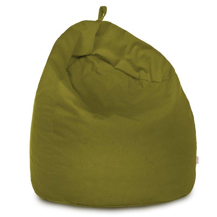 Verde Pouf Sacco Morbido XXL Da Soggiorno