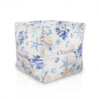 Pouf Ocean cubo