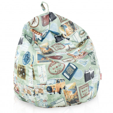 Pouf sacco Travel