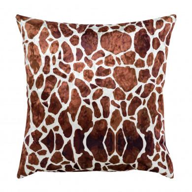 Cuscino Quadrato Giraffa