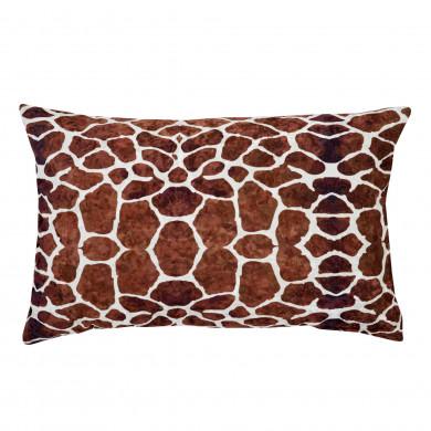 Cuscino Rettangolare Giraffa